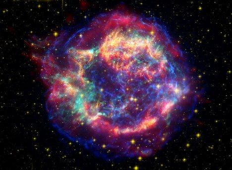 Cassiopeia Nebula