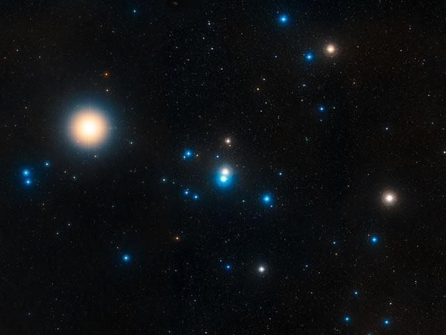 Hyades Cluster